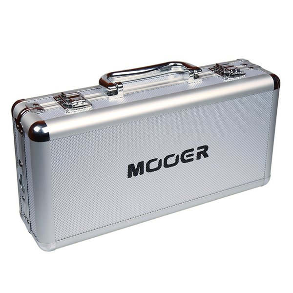 MOOER Firefly FC-M4 Flight Case for Electric Guitar Effect Pedal
