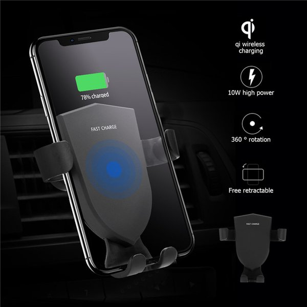 Waterproof 10W Wireless Charger Pad For Doogee S68 Pro S90