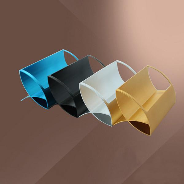 Großhandel Neue Stil Metall Schmuckständer Desktop Visitenkartenhalter Box Fall Schreibtisch Regal Aufbewahrungsbox Von Homes9 18 15 Auf