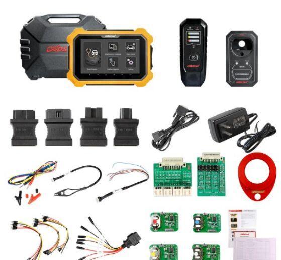 OBDSTAR X300 DP Plus Pack X300 PAD2 A Version de base antidémarrage + fonction spéciale EEPROM + autres (bobine d'allumage + testeur à distance)