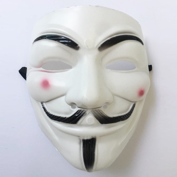 new halloween mask costume party cosplay halloween party guy fawkes v for vendetta anonymous adult party