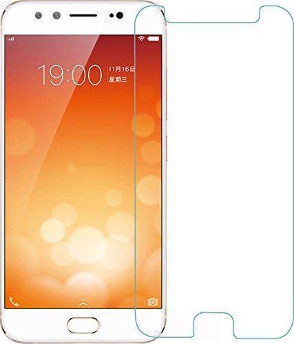 For Vivo V5 LITE 9H Tempered Glass Screen Protectors Bubble-Free HD-Clear Anti-Scratch Anti-Glare Anti-Fingerprint 2.5D Film