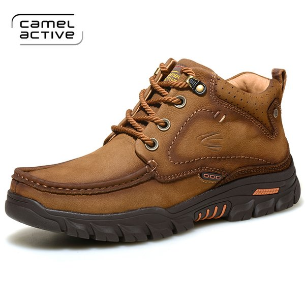 Best Seller Camel Active Neue Männer Stiefel Winter Warme Stiefel Schnee Männer Schuhe Schuhe Mode
