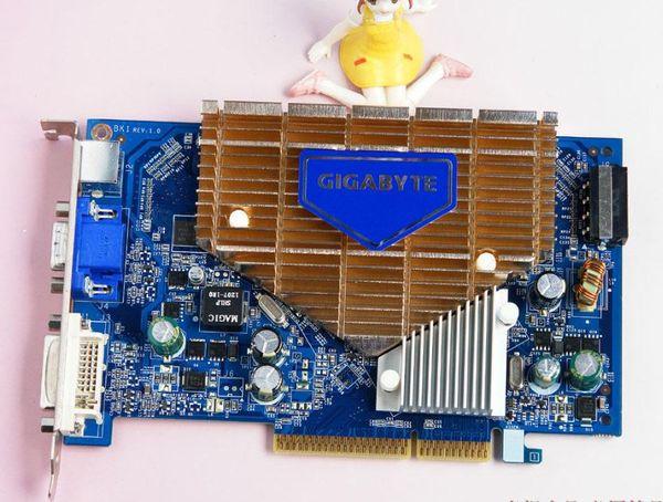 7600GS GIGABYTE GV-N76G256D-RH per Siemens Ultrasound Machine Scheda video grafica Parti ad ultrasuoni Riparazioni Scheda video PCB
