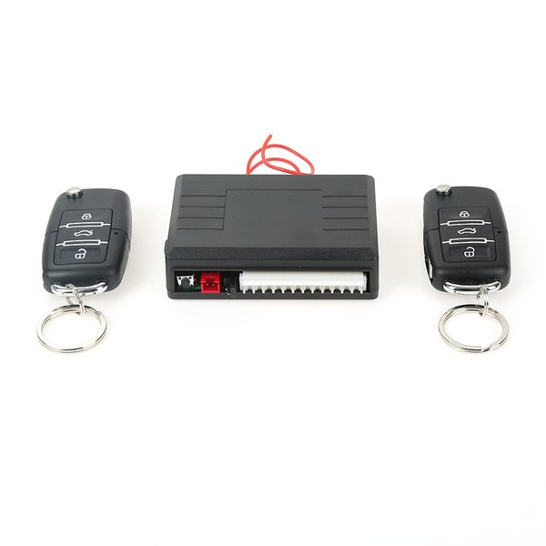 Systems Security Burglar Alarm Universal Car Alarm Systems Auto Remote Central Kit Door Lock Vehicle Keyless Entry System Central Locking...