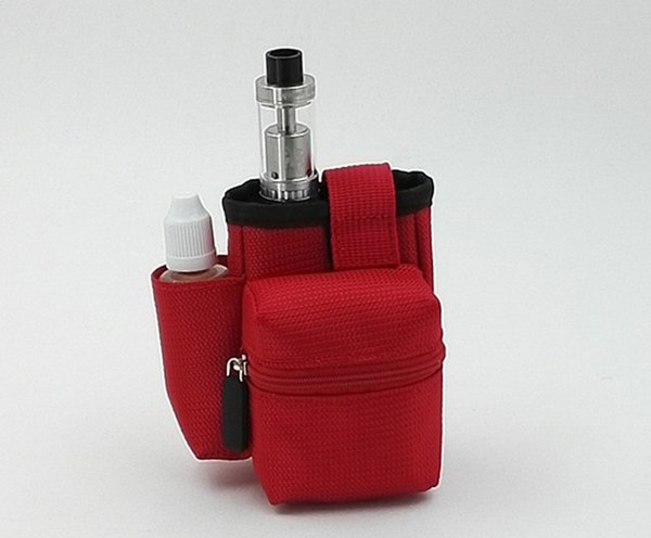 Portable Travel Storage Bag Case for Electronic Cigarette Mods Tanks Tool Bag 3 color Carry box Mod PBag Case 30pcs/lot