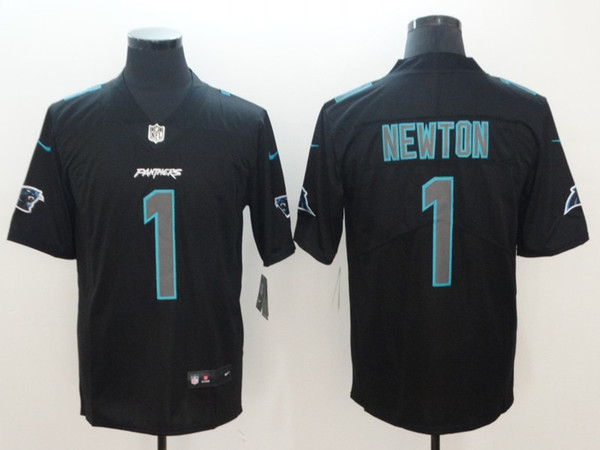 buy popular 88942 ae176 2019 Cam Newton Jersey Carolina Panthers Christian McCaffrey DJ Moore  Salute To Service Limited American Football Jerseys Woman Mens Youth Kids  From ...