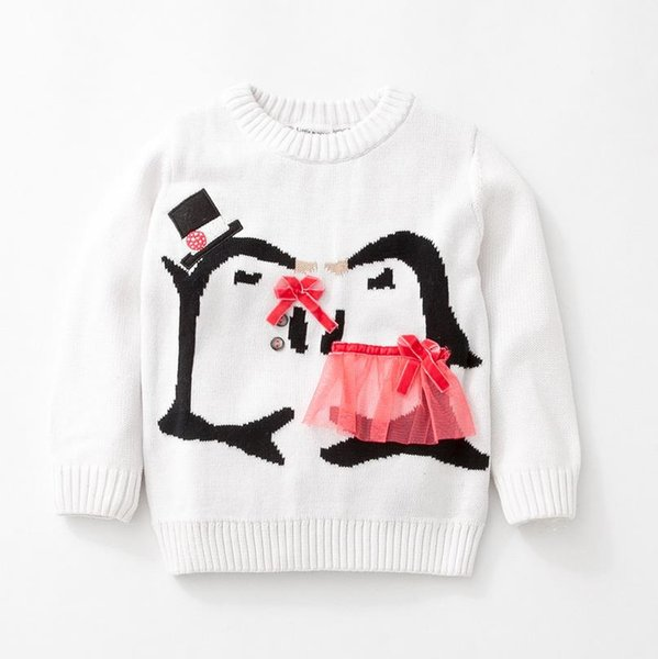 Baby girls clothing jumper sweater 100%cotton outwears clothes toddler kids costumes wholesale mixed size 2 3 4 5 6 7 years made in China