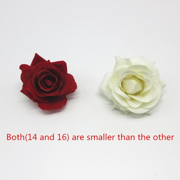 flower accessories 2018 1PCS Fabric Blooming Rose Flower woman Decorations & Brooch wedding party Clip Bridal Hair