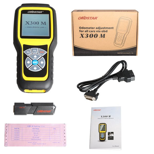 OBDSTAR X300M Special for Odometer Adjustment and Mileage Correction Vehicle Tools Diagnostic Tools