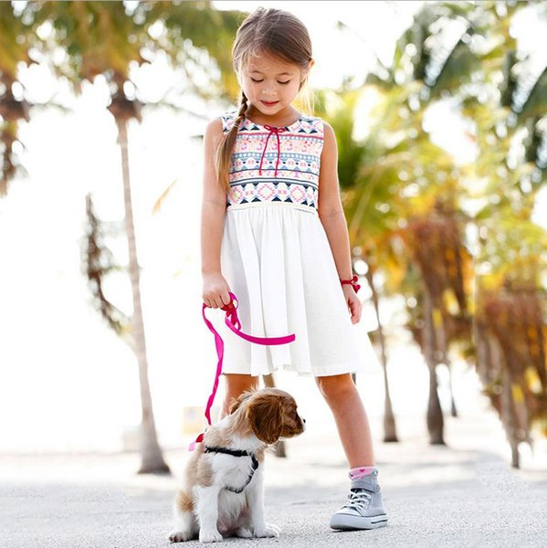 Hot sale summer dresses for girls 6 years christmas costumes for kids animals baby girl clothes dresses baby clothing Made In China