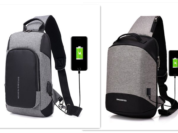 top popular Crossbody Bags for Men Messenger Chest Bag Pack Casual Bag Waterproof Nylon Single Shoulder Strap Pack 2017 New Fashion 2019