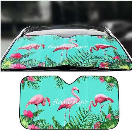 Universal Car Windshield Sunshades Auto Windscreen Shade Car Sun Protection Front Window Cover The Aluminum Foil Shade Blind
