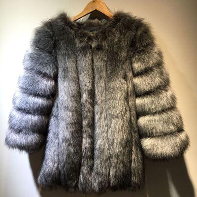 silver fox fur color
