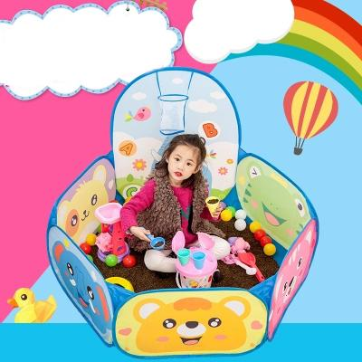 Children's Beach Toys Garden Kids Bucket Sand Toy Set Outdoor Play Water Sand Toys Gifts Baby Summer Combination Suit