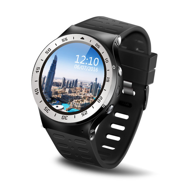 Luxury Digital wristwatch S99A GSM 8G Quad Core Android 5.1 Smart Watch With 5.0 MP Camera GPS WiFi drop ship #M