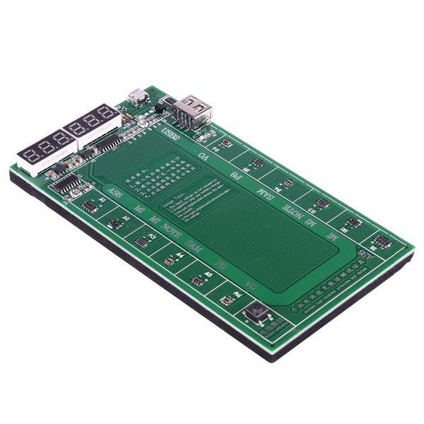 Kaisi K-9206 Professionelle Batterie Aktivierung Charge Board mit Micro-USB-Kabel für / OPPO / Xiaomi Vivo Huawei