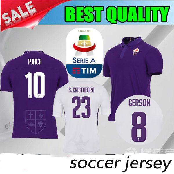 Camiseta Fiorentina GERSON