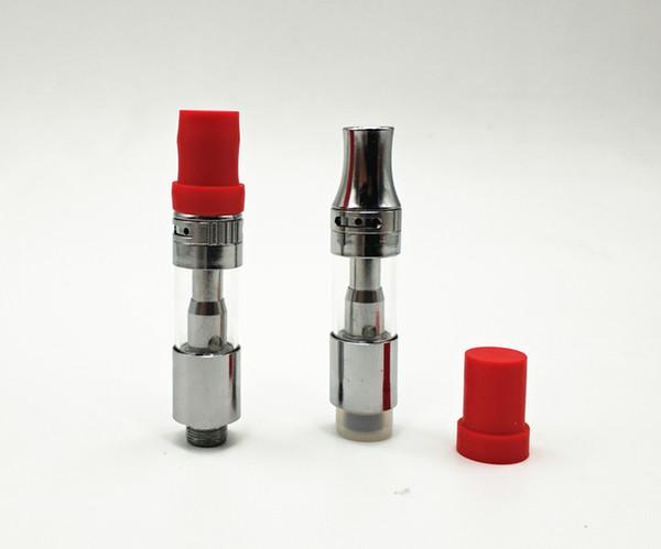 wholesale cartridge adjustable top air flow V9 carts Vaporizer Pen Cartridges 510 Thick Oil Atomizer Ceramic Vape Cartridge for Max Battery