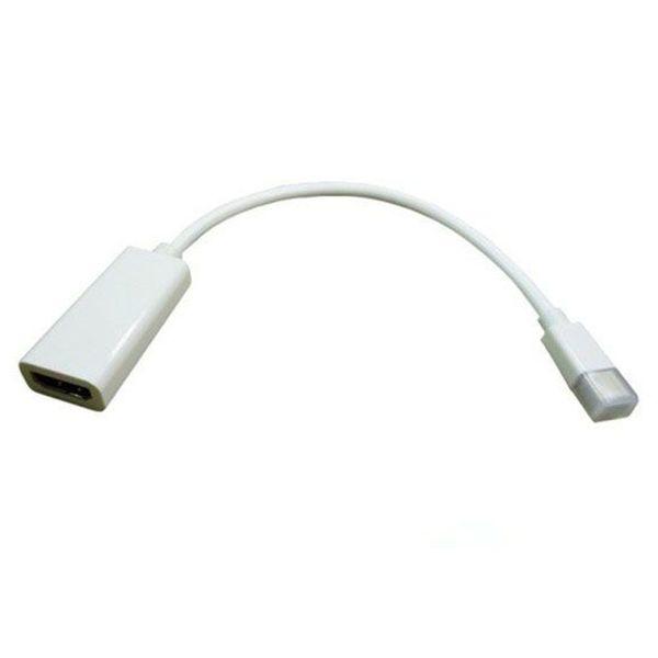 Mini display port DP to HDMI audio 1080P Converter Cable Adapter For Mac MacBook Pro Air 30pcs/lot