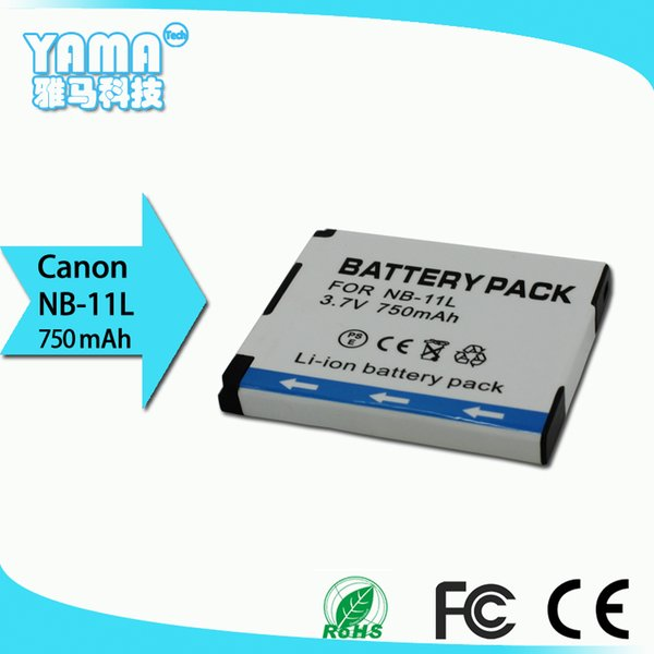 high quality Digital Camera Battery for Canon Nb-11L Canon PowerShot A2300 A2400 A3400 A4000
