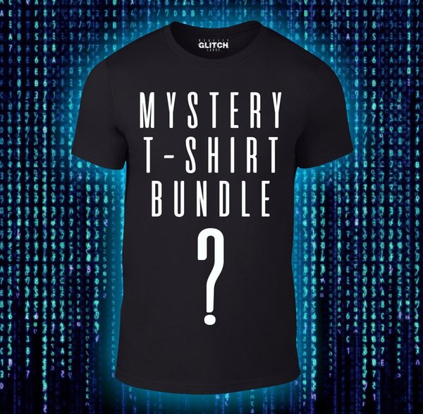 Details zu Mystery T-Shirts Bundle - Movie TV Gaming Funny 3 or 5 Tee Pack Casual Funny free shipping Unisex tee gift
