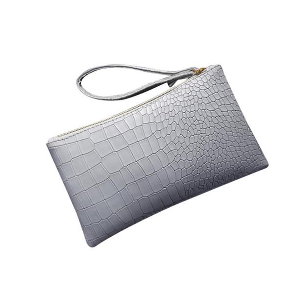 Bags for women 2018 Women Girl Fashion Purse Vintage Leather Crocodile Patten Mini Handbag Phone Bag Luxury Lady Hand Bags