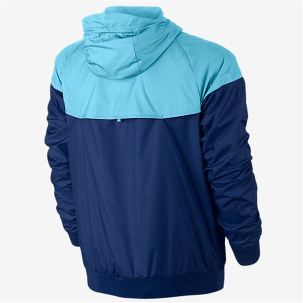 Jacket for Men Designer Coat Autumn Brand Luxuy Windbreaker Sportswear Soccer Team Printe Hooded with Zipper Fashion Clothing