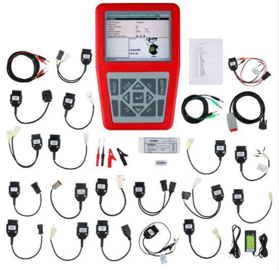 New 2019 iQ4bike Diagnostics V40 for Motorcycles Universal Motorbike Scanner IQBike For BMW For HONDA Motorcycle Diagnostic Scanner tools