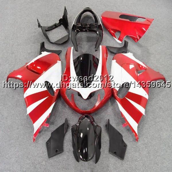 23colors + 5Gifts ABS vermelho branco Carenagem Para Suzuki TL1000R 1998-2003 TL 1000R 98 99 00 01 02 03 TL1000 R kit de painéis de motor de plástico ABS