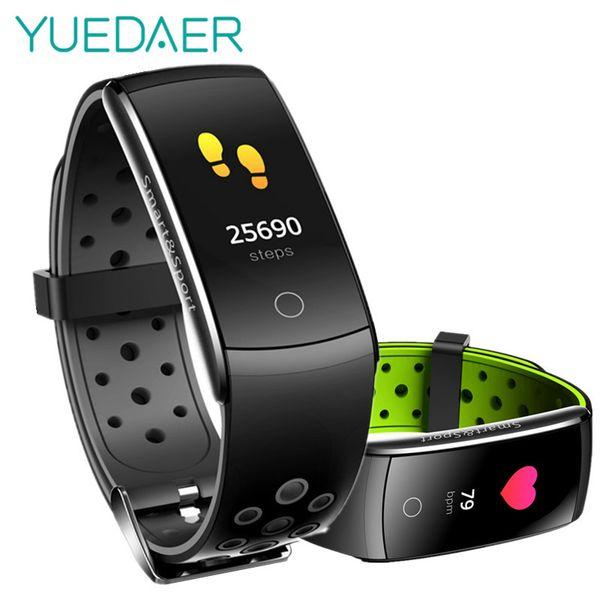 Q8 Smart Wristband Men Fitness watch Activity Tracker Heart Rate Monitor smartband IP68 Waterproof Sport VS Xiomi Smart Bracelet
