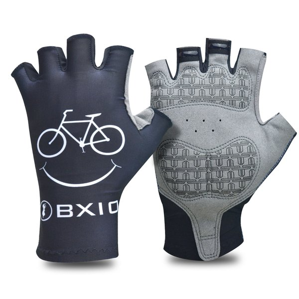 BXIO Brand Cycling Glove High Elastic Lycra Bike Mittens Cool Style Own Design Bicycle Glove Can Be Non Slip Protective Effect BX-085-G