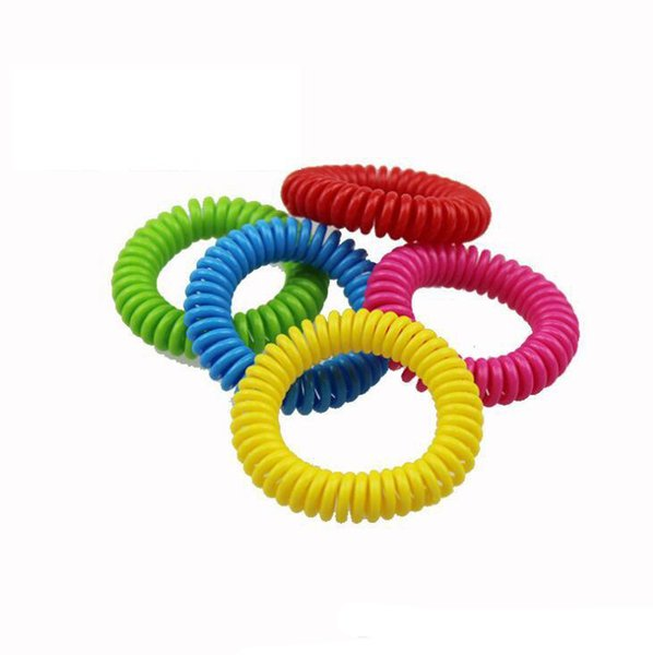 best selling Mosquito Repellent Bracelets hand Wrist Band telephone Ring Chain Anti-mosquito bracelet Pest Control Bracelet Bands
