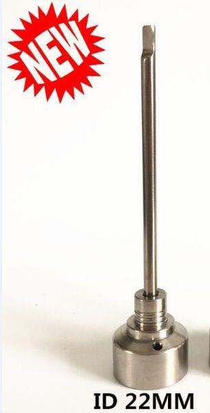 Carb Cap para plato de cuarzo 22mm