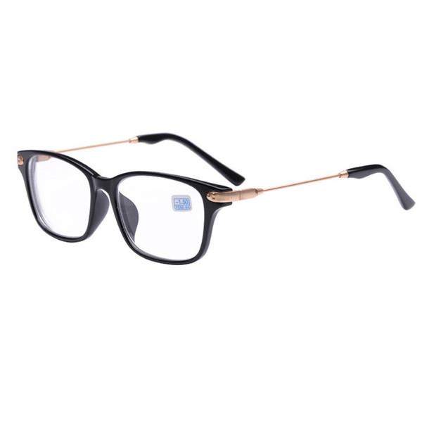 0087a1f576 2018 Caliente Buena calidad Acabado Miopía Anteojos Ópticos Hombres Mujeres  lente de prescripción Gafas estudiante Gafas