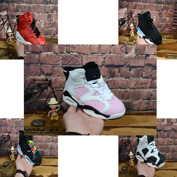 2018 new 12 Kids Shoes Children J12s Basketball Shoes TOP Quality Sports Shoes Youth Sneakers For Sale Size: US11C-3Y EU28-35