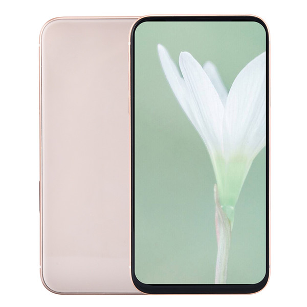 "6.5"" All Screen HD+ Goophone XS MAX 4G LTE 1GB 16GB Quad Core MTK6580 Face ID 2.5D Glass Dual Nano Sim Card 12.0MP Camera 3000mAh Smartphone"
