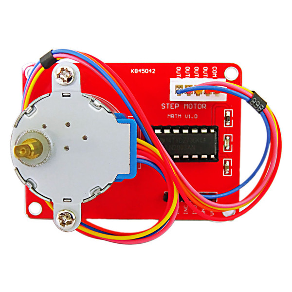 Free shipping! 1 SET 5V ULN2003 drive module for Arduino (red)