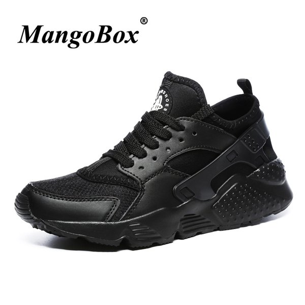 Sport Shoes Unisex Anti-Slip Man Running Trail Sneakers Black Green Athletic Walking Shoes Woman Large Size 36-47 Sneakers