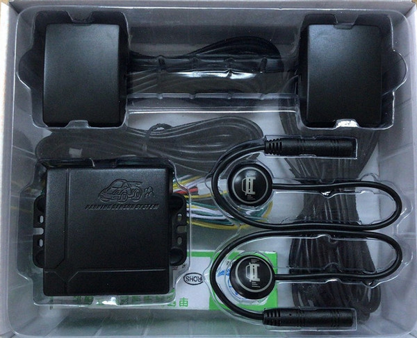 CarBest Ultrasonic Blind Spot Detection System BSD Change Lane Safer BSA BSM Blind Spot Monitoring Assistant Car Driving Security NEW NO.1