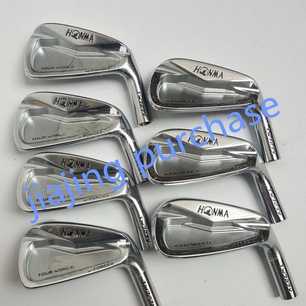727v Golf Iron Golf Club Fers Groupe 4-10 Watts (7 PCS) Club de Tige en Acier et Tête Livraison Gratuite
