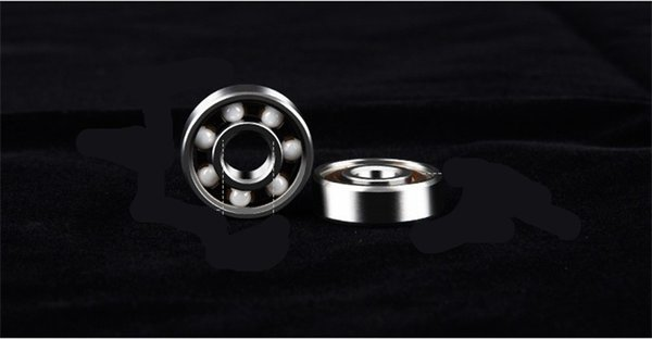 2019 Stainless Bearings Of Shafts 608 Hybrid Ceramic Bearing Balls Antirust  And Durable For Optical Instrument Fingertip Gyro 5 5yy WW From