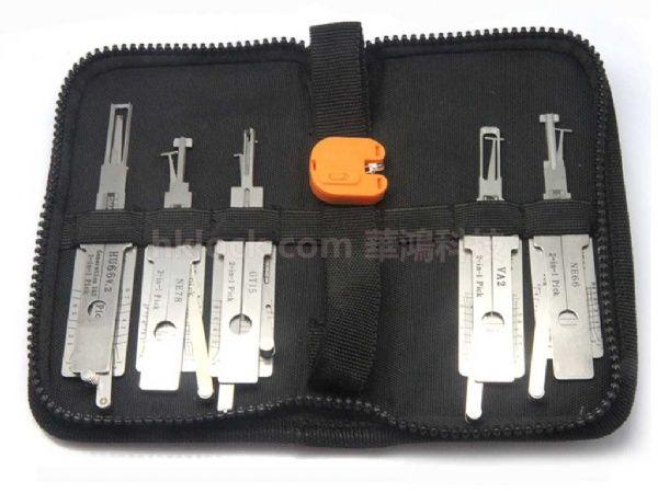 Alta qualità per decoder Auto 2 in 1 e pick tools modelli Europa 5 pezzi per HU66v.2 GT15 VA2 NE78 NE66