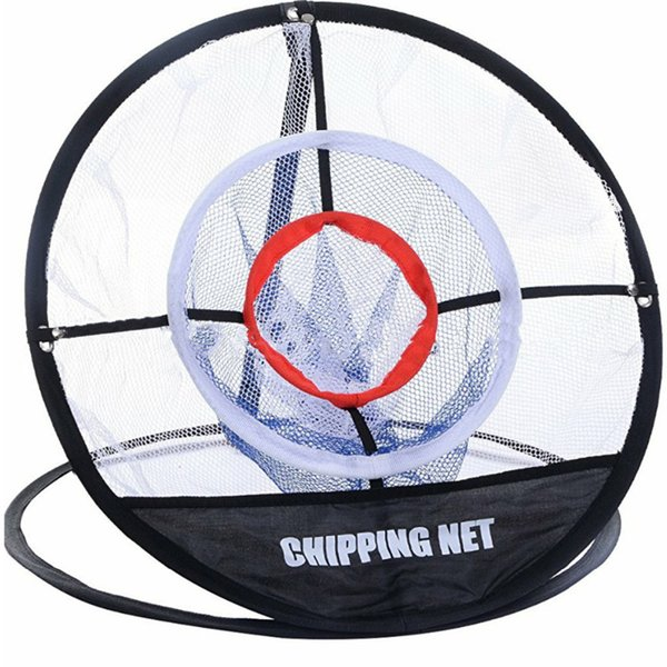 best selling PGM outdoor Golf Chipping Practice Net Golf Pop UP Indoor Outdoor Chipping Pitching Cages Training Hitting Aid Tool Portable