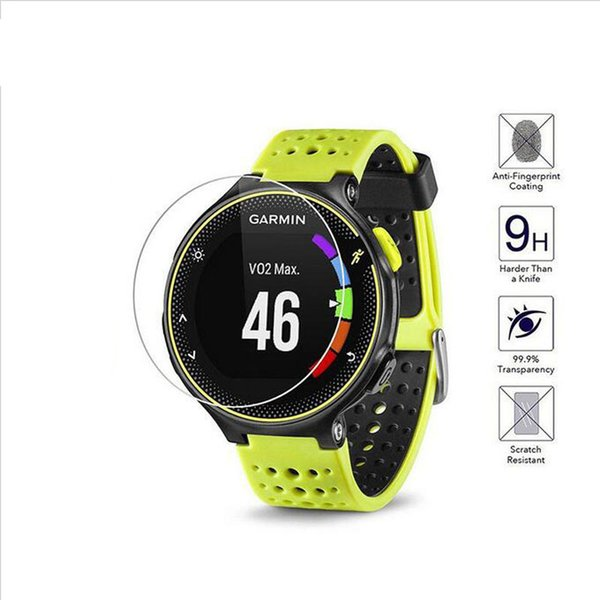 Ultra Clear Tempered Glass Protective Film Guard For Garmin