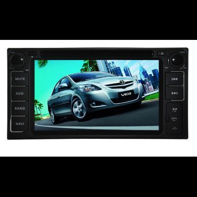 Lettore DVD per auto Android 8.1 per schermo HD da 10,1 pollici per navigazione gps per auto