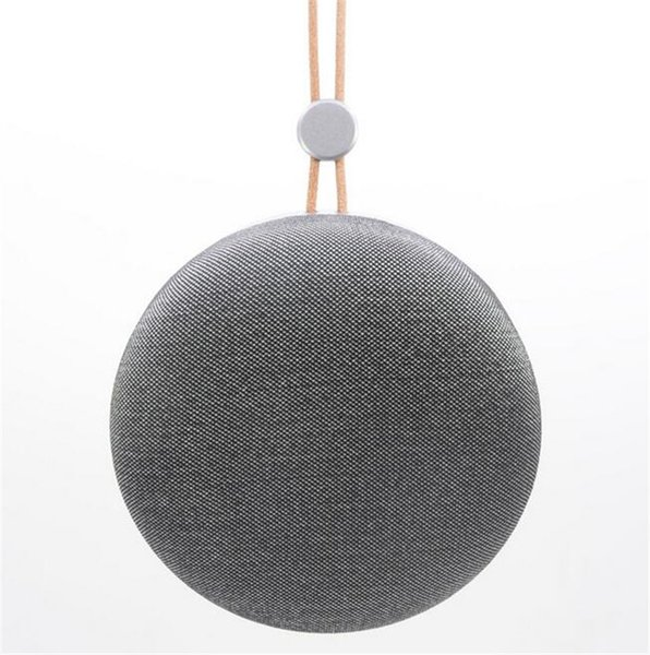 Mini Cloth Net Wireless Bluetooth Speaker Outdoor Portable Stereo Sound Box for Phone Laptop PC DHL free shipping