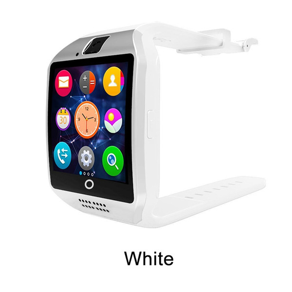 Q18 Smart Watch_White