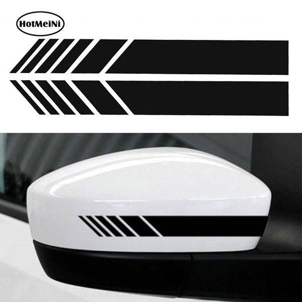 Wholesale Decals Car Stickers Glass Scratches Wall Bumper Truck Jdm Rearview Mirror Side Stripe