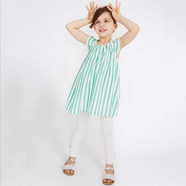abiti estivi per ragazze 18M-6 anni vestito da festa costumi al ginocchio per bambini modello rosso abiti per bambina abiti abiti per bambini Fabbrica
